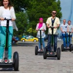 Segway Rotterdam - Splashtours - Sightseeing
