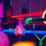 lasergamen - lasergame rotterdam - splashtours